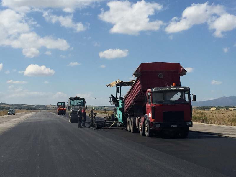 Road Building Projects